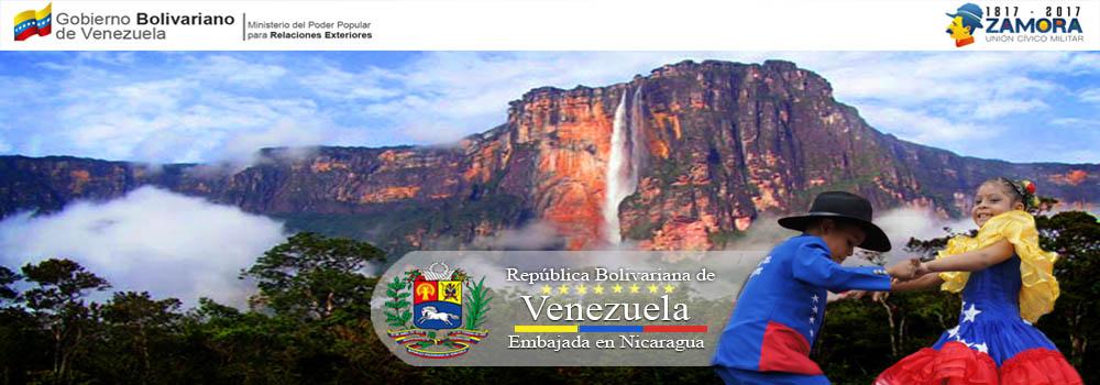 Embajada de Venezuela en Nicaragua